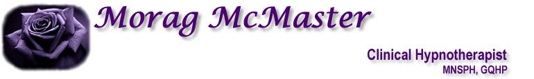 Morag McMaster Hypnotherpy header image